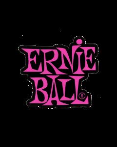 Stacked Pink Ernie Ball Logo Sticker
