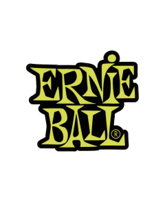 Stacked Green Ernie Ball Logo Sticker