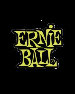 Stacked Green Ernie Ball Logo Sticker
